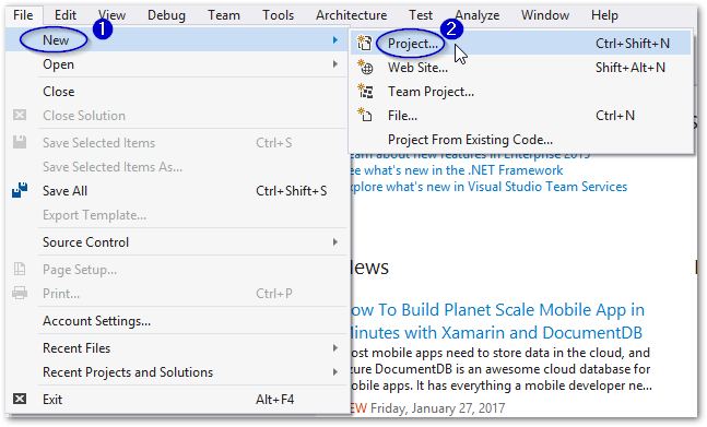 How to Set Up Selenium WebDriver in Visual Studio Enterprise